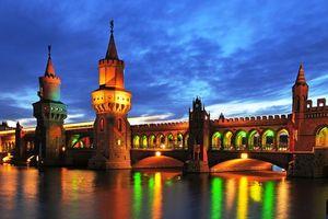 Фото бесплатно германия, панорама, немецкий