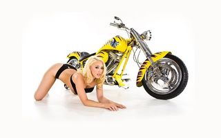 Фото бесплатно мотоциклы, черный, нижнее белье