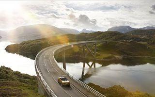 Фото бесплатно автомобиль, река, зелень