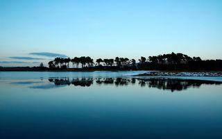 Скачать вода, река, озеро с фото сайта fonwall