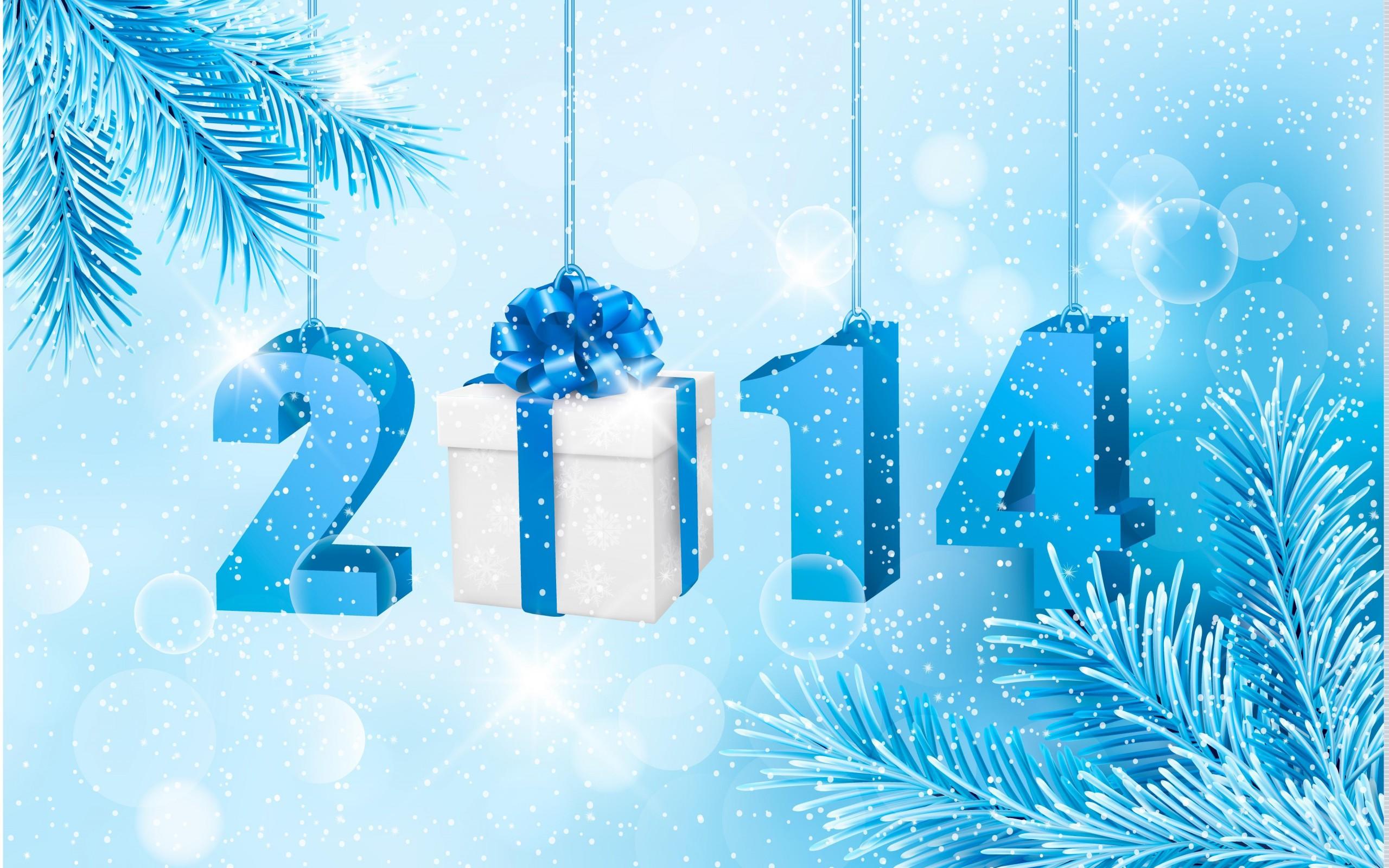 2014, год, подарок