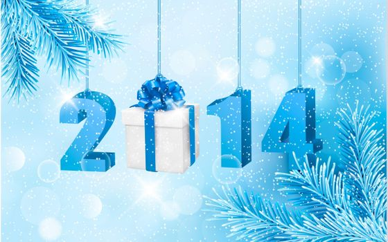 Фото бесплатно 2014, год, подарок