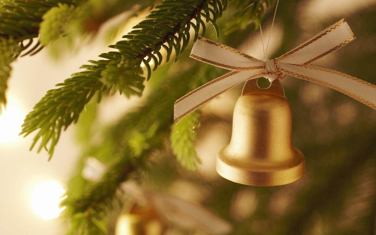 Фото бесплатно новый год, праздник, новогодние обои - на рабочий стол