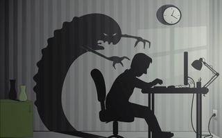 Бесплатные фото человек,компьютер,тень,зверь,страх,часы,дом