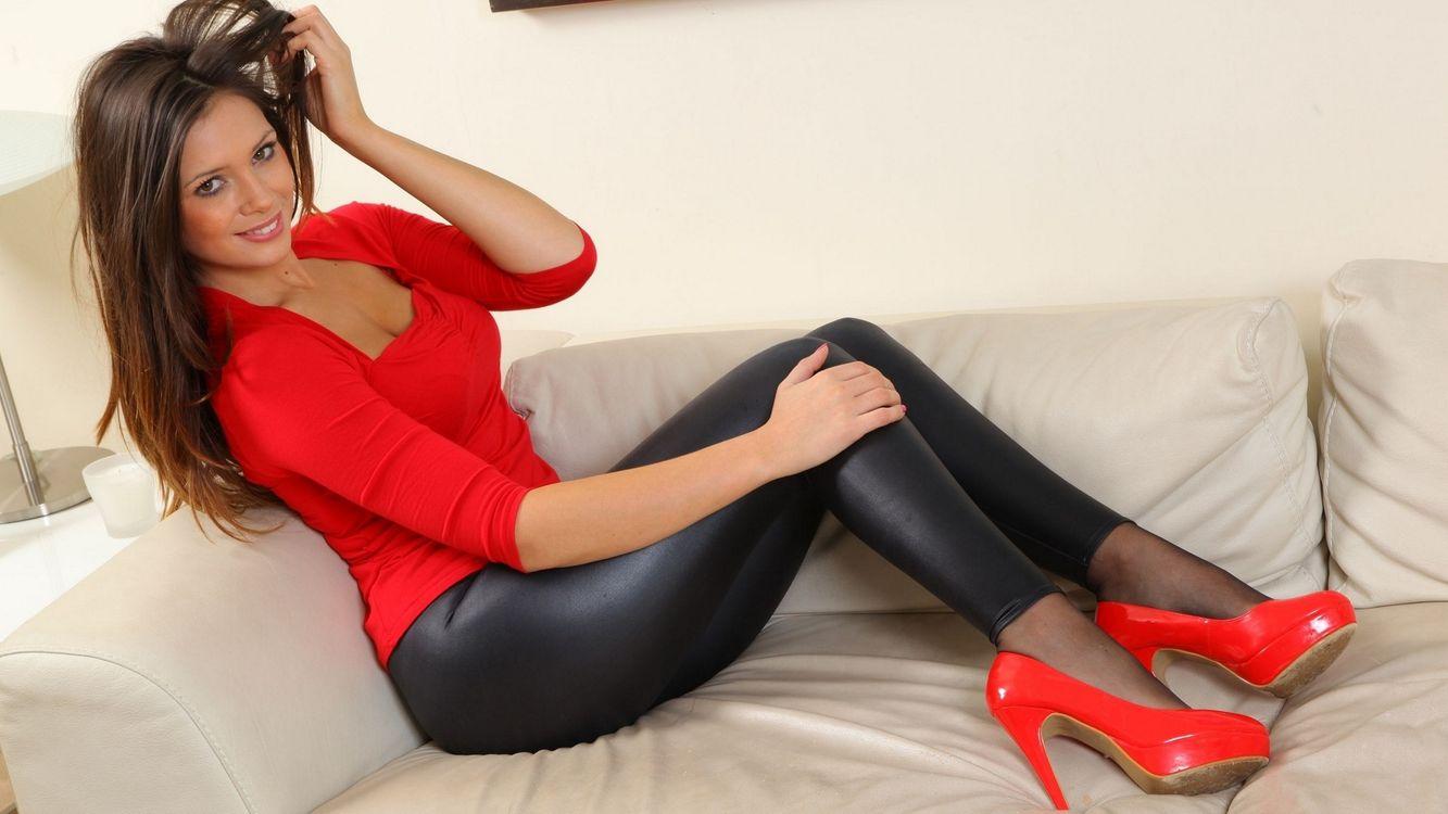 Фото бесплатно девушка, фотомодель, красивая - на рабочий стол