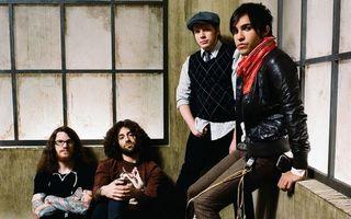 рок, музыка, fall out boy, joseph mark trohman, patrick stump
