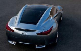 Photo free Infiniti, sports car, coupe