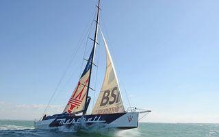 Фото бесплатно яхта, мазерати, паруса
