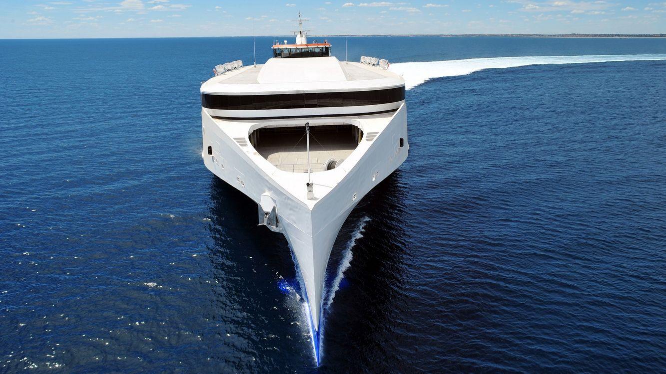 Фото бесплатно яхта, огромная, капитанская, рубка, океан, волны, море, отдых, природа, природа