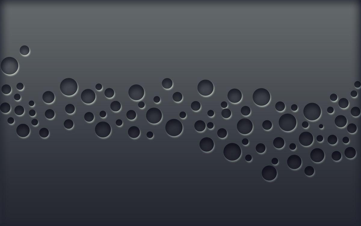 Фото бесплатно абстракция, узоры, серый цвет, круглые, волной, дырки, абстракции, абстракции