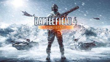 Бесплатные фото бателфилд 4,солдат,оружие,танки,самолеты,горы,снег