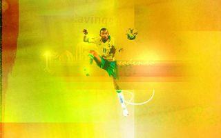 Фото бесплатно картина, футболист, Спорт
