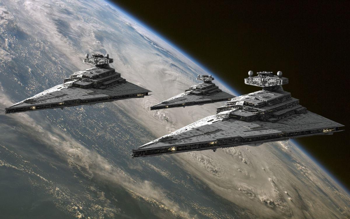 Обои космические, корабли, полет картинки на телефон