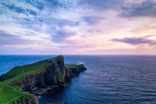 Фото бесплатно Neist Point, Скай, Шотландия