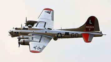 Фото бесплатно самолет, военный, серебристый