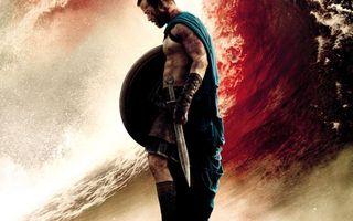 Бесплатные фото солдат,воин,меч,плащ,вода,волна,бой