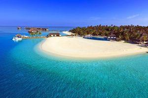 Бесплатные фото тропики, мальдивы, море, остров, курорт, пейзажи