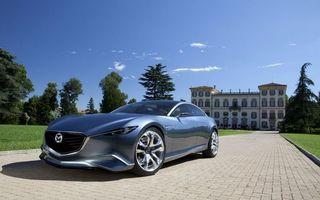 Photo free Mazda, lights, grille