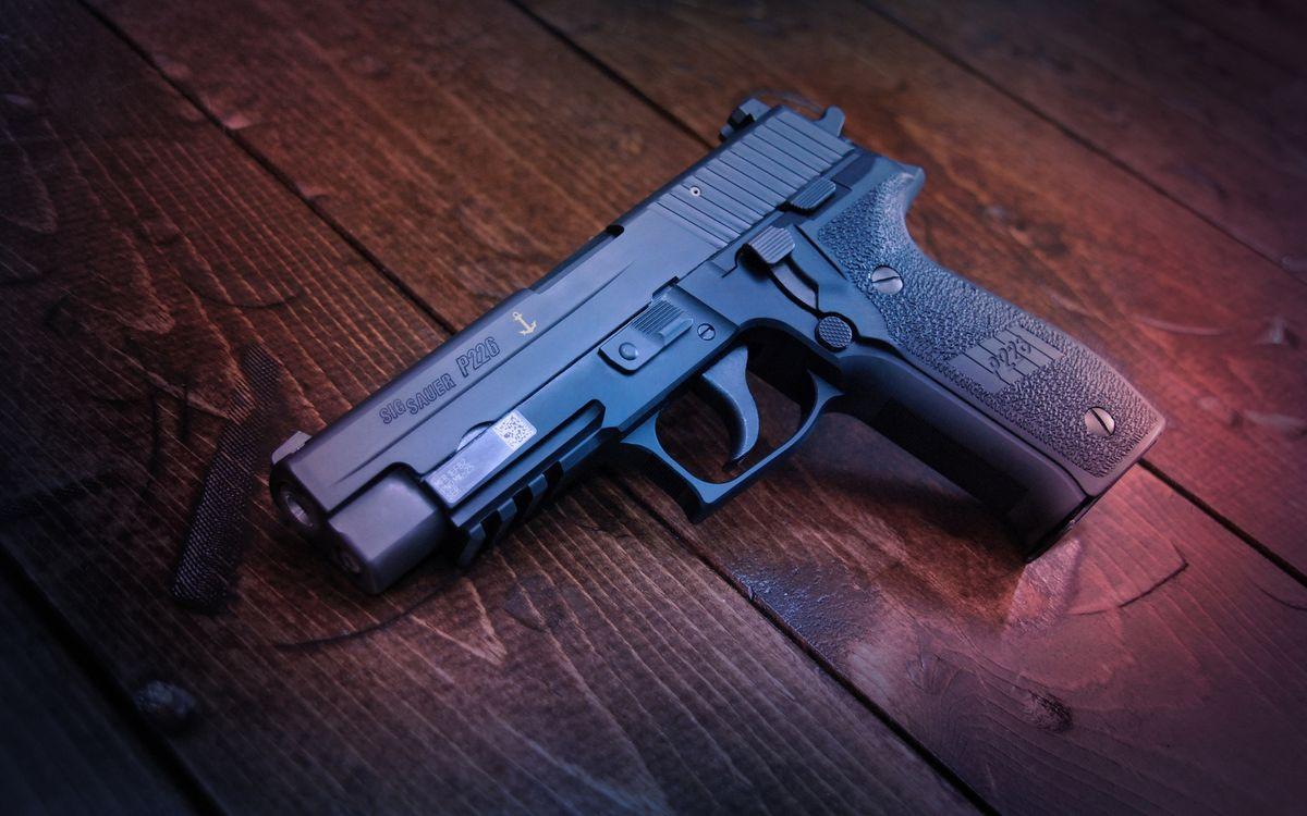 Free photo pistol, black, shutter - to desktop
