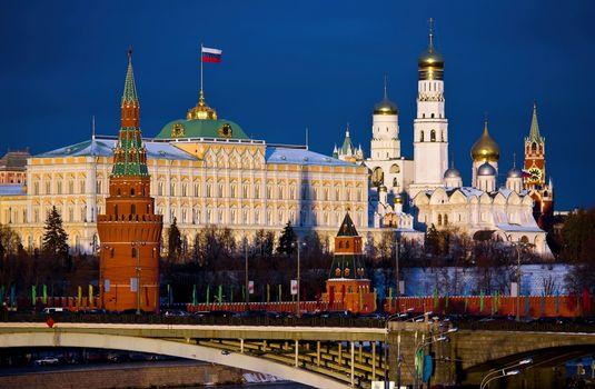 Фото бесплатно Москва, Столица, Россия