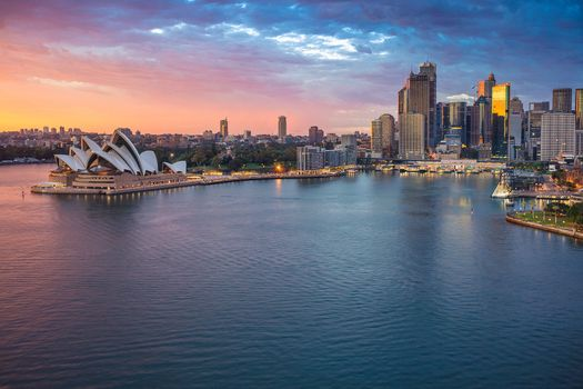 Заставки Сидней, Австралия, закат