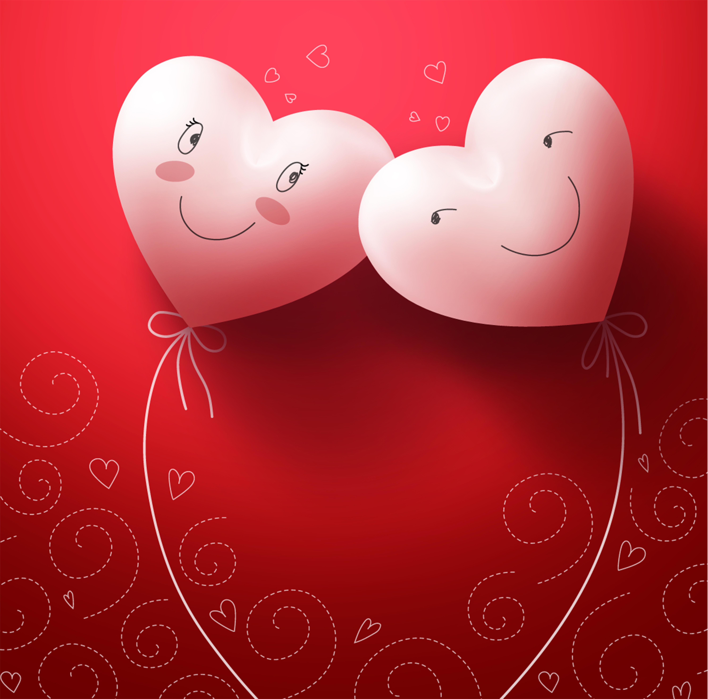 Двоих с днем влюбленных