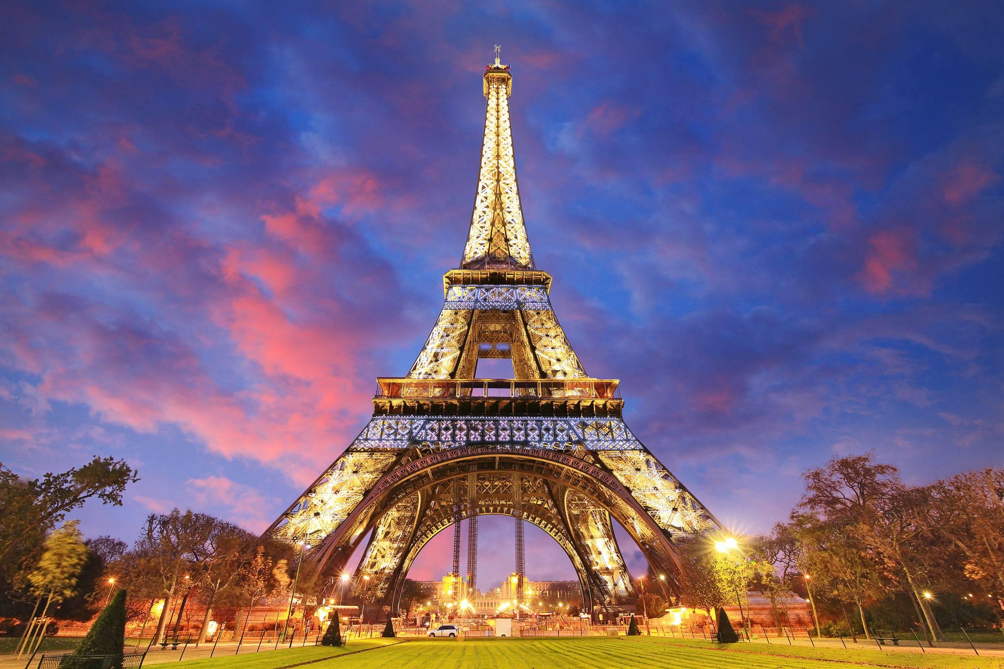 Красивые французские картинки