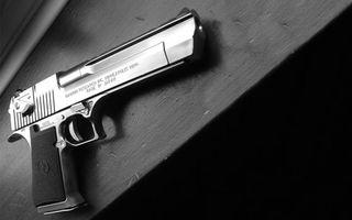 Photo free pistol, barrel, steel