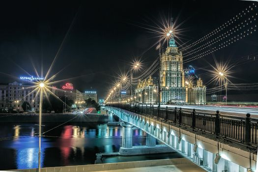 Photo free Moscow, Russia, Royal Hotel