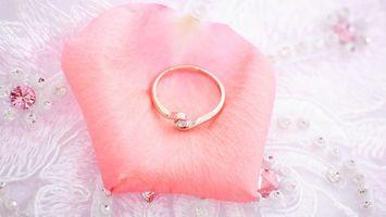 Фото бесплатно праздник, кольцо, украшение