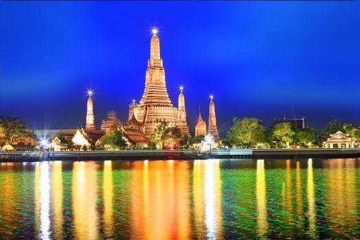 Фото на телефон столица и самый крупный город таиланда, бангкок