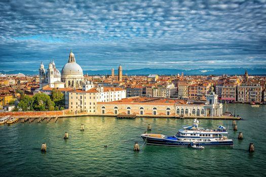Фото бесплатно Венеция, Италия, город