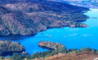 Фото бесплатно Лох-Катрин, Trossachs, Шотландия