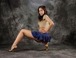Бесплатные фото Satin Bloom, Lucie B, девушка, модель, красотка