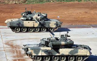Фото бесплатно танки, башни, стволы
