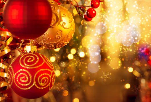 Фото бесплатно Рождество, украшения, Новый год