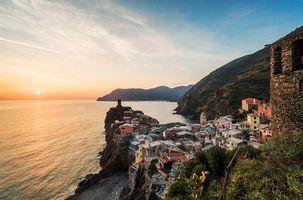 Фото бесплатно Италия, Чинкве-Терре, Лигурия