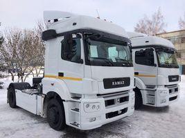 Фото бесплатно КАМАЗ- 5490, автомобили, тягачи