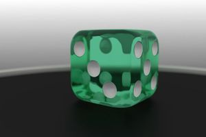 Photo free 3d cube, headwitcher, modeling