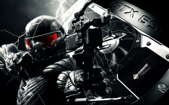 Photo free crysis 3, krayzis, bow