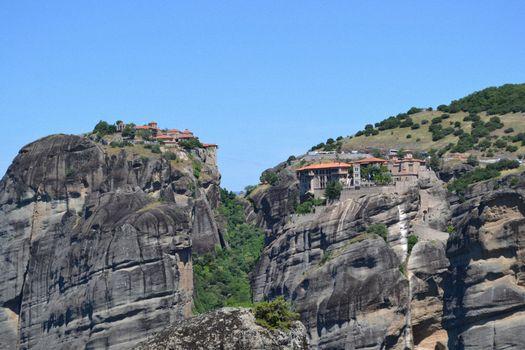 Фото бесплатно горы, здания, сооружения