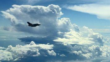 Фото бесплатно небо, скорость, высота