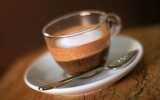 Обои какао, пенка, шоколад, чашка, кружка, блюдце, тарелка, ложка, чайная, напитки