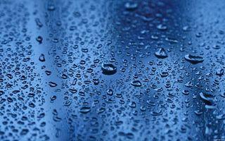 Бесплатные фото капли,брызги,дождь,роса,вода,фон,синий