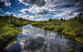 Фото бесплатно река, вода, бриз