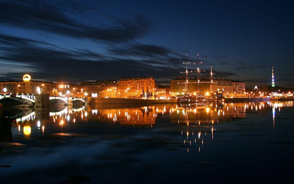 Фото бесплатно закат, вечер, ночь - на рабочий стол
