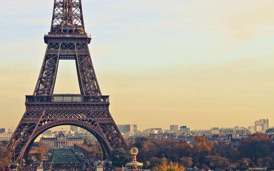 Фото бесплатно Франция, Эйфелева Башня, разное