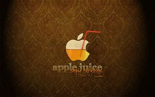 Фото бесплатно apple juice, фон, узоры