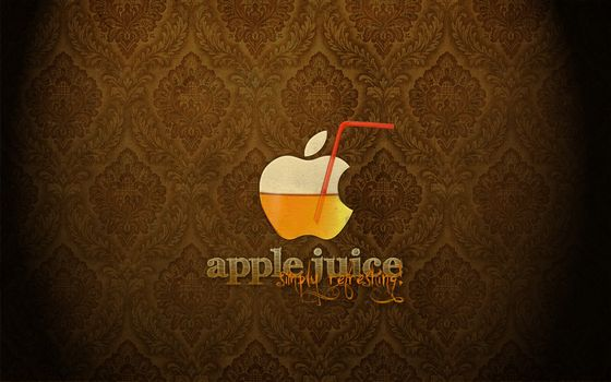 Photo free apple juice, background, patterns