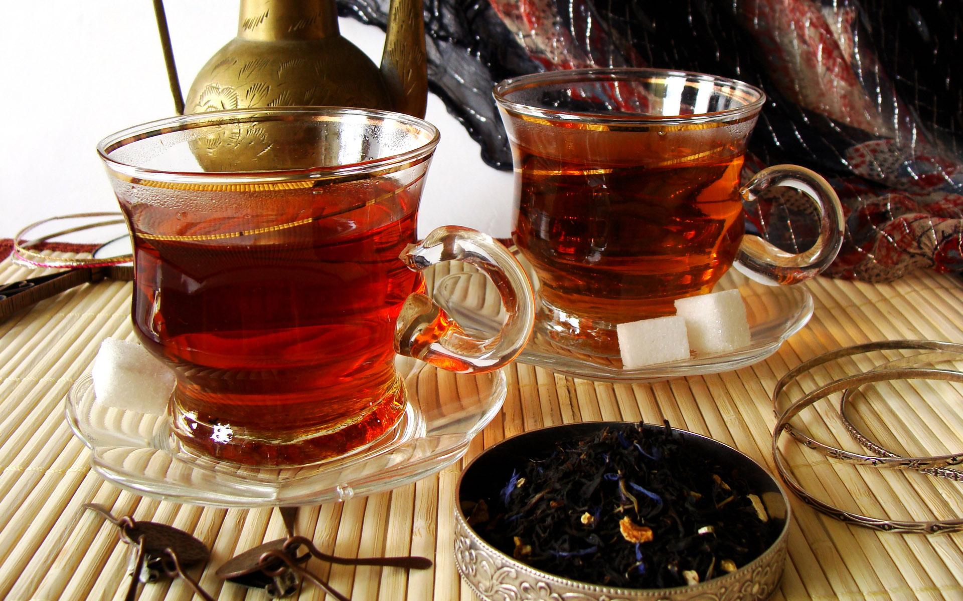 чай, кружки, чашки